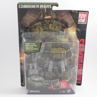 Transformers Combiner Wars Combaticon Brawl Sealed Action Figure Toy