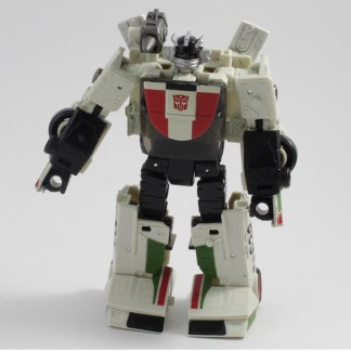 Transformers Earthrise Wheeljack Deluxe Action Figure Complete PREOWNED