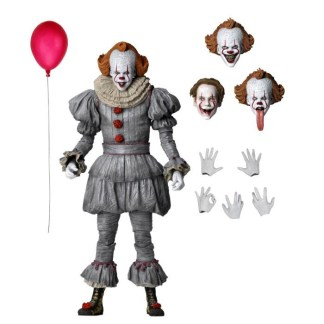 NECA IT Chapter Two Ultimate Pennywise Action Figure