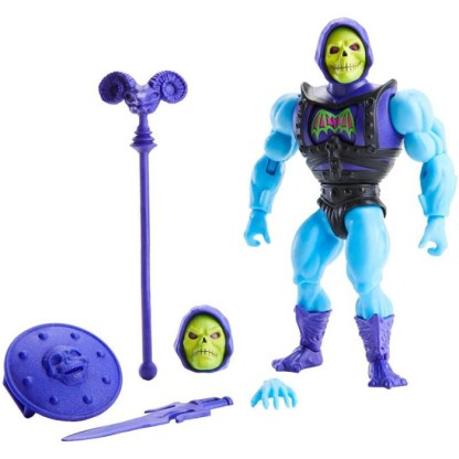 Masters of the Universe Origins Battle Armor Skeletor Action Figure Toy