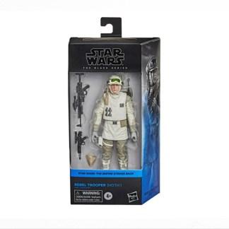 Star Wars Black Series Rebel Trooper Hoth Action Figure Toy