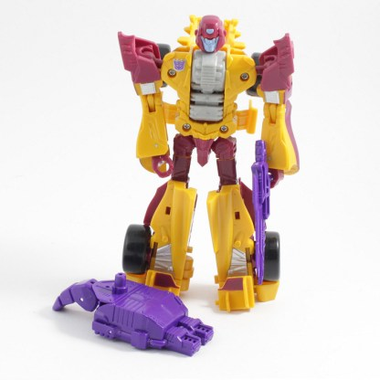 Transformers Combiner Wars Drag Strip Complete Action Figure Toy PREOWNED