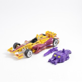 Transformers Combiner Wars Drag Strip Complete Action Figure Toy Reprolabels Applied PREOWNED