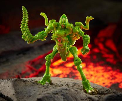 Transformers War For Cybertron Kingdom Core Dracodon Action Figure