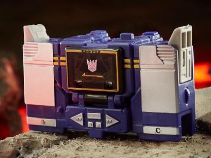 Transformers War For Cybertron Kingdom Core Soundwave Action Figure