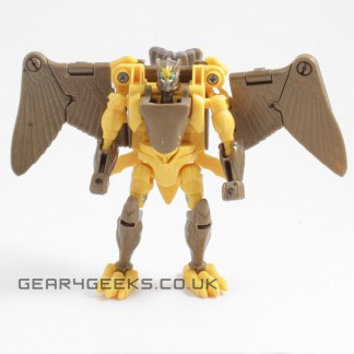 Transformers Beast Wars Airazor Incomplete PREOWNED