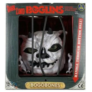 Boglins Hand Puppet Dark Lord Bogobones (Glow In The Dark)