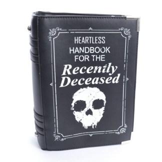 Heartless Handbook For The Recently Deceased Bag