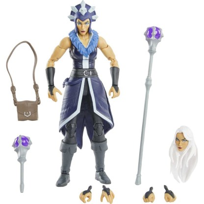 Masters of the Universe Masterverse Revelation Evil-Lyn Action Figure Toy