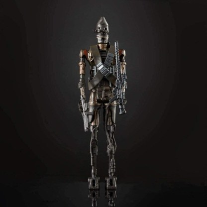 """Star Wars The Black Series The Mandalorian 6"""" IG-11 Action Figure Toy"""