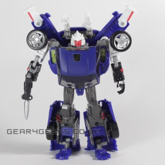 Transformers Reveal The Shield Turbo Tracks Complete Action Figure PREOWNED