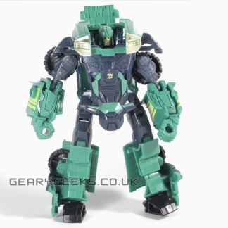 Transformers Prime Sergeant Kup Incomplete Action Figure PREOWNED