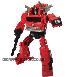 Transformers War for Cybertron: Kingdom Voyager Inferno Action Figure