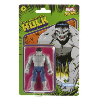 Marvel Legends Recollect Wave 3 Grey Hulk Action Figure Toy
