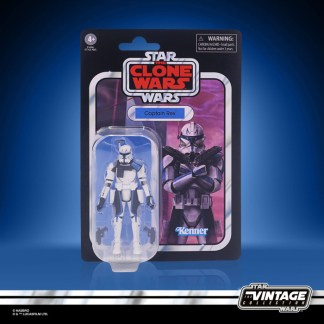 Star Wars The Vintage Collection Captain Rex Action Figure Toy