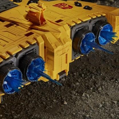 Transformers War for Cybertron: Kingdom Ark Blast Effects ONLY