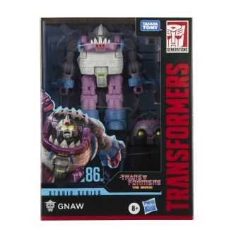 Transformers Studio Series 86 The Transformers: The Movie Gnaw Action Figure Toy