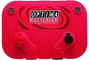 Optima RedTop features