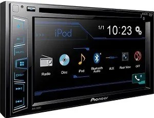 pioneer best double din head unit for the money