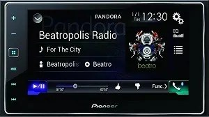 pioneer appradio4 best double din head unit for iphone