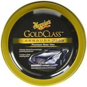 Meguiars Gold Class Carnauba Wax Review