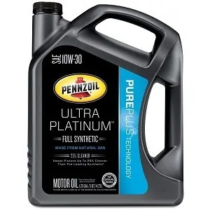 full synthetic oil from Natural gas