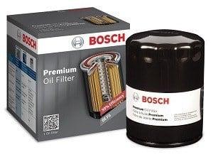 bosch motor oil filter review