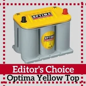 Car Battery Editors Choice