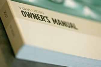 car owners manual