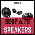Best 6.75 Car speakers