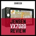 Jensen VX7020 Review