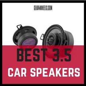 Best 3.5 car speakers 2017