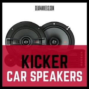 KICKER Speakers review