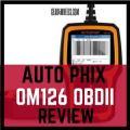 AutoPhix OM126 OBDII Review