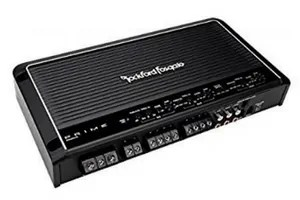5 channel amplifier