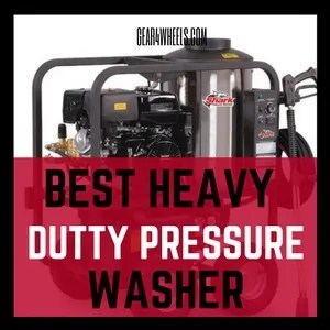 BEST HEAVY DUTY PRESSURE WASHER
