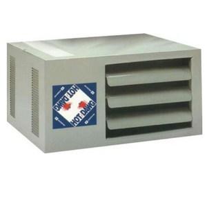 fan garage heater