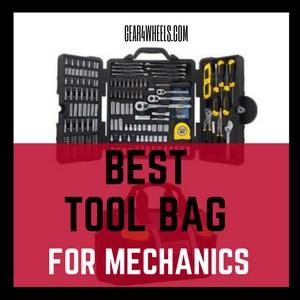 Best Tool Bag for Mechanics