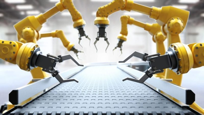 10 jobs that robots will soon take over