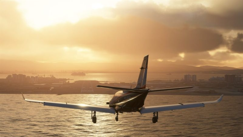Microsoft Flight Simulator 2020 allows you to travel absolutely anywhere, even during a pandemic