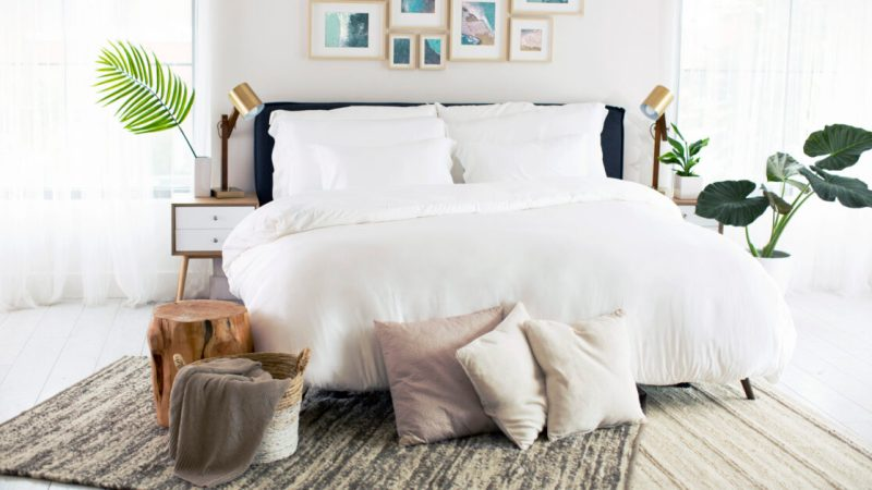 No sweat sleeping in these Cariloha Bamboo sheets