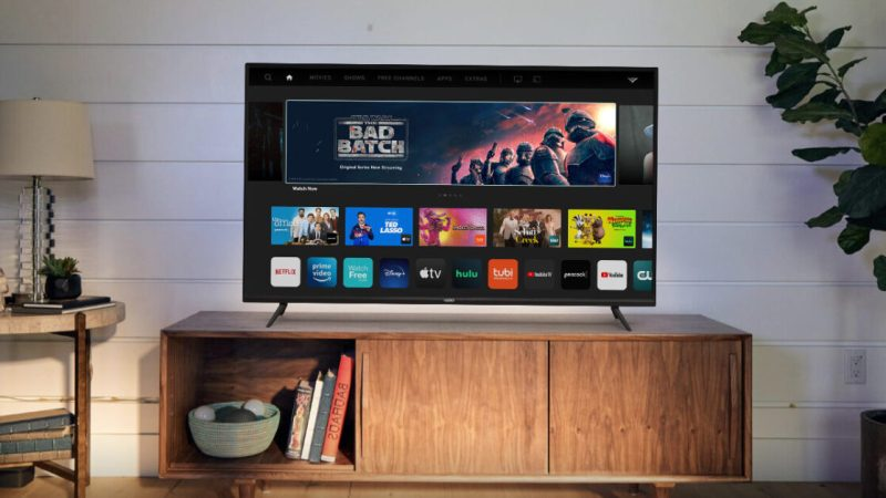 What's so smart about the new featherweight Vizio V Series TV?