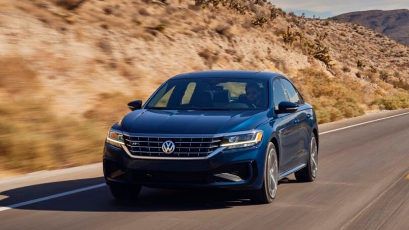 The best reason to pick the 2021 VW Passat R-Line