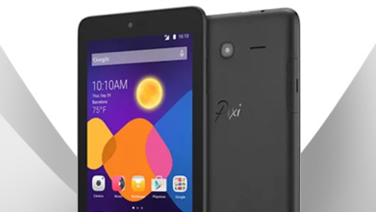 How To Root Alcatel OneTouch Pixi 3 9002X and Install TWRP