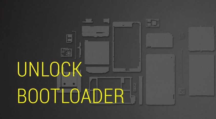 unlock the bootloader of Sony Xperia Tablet S