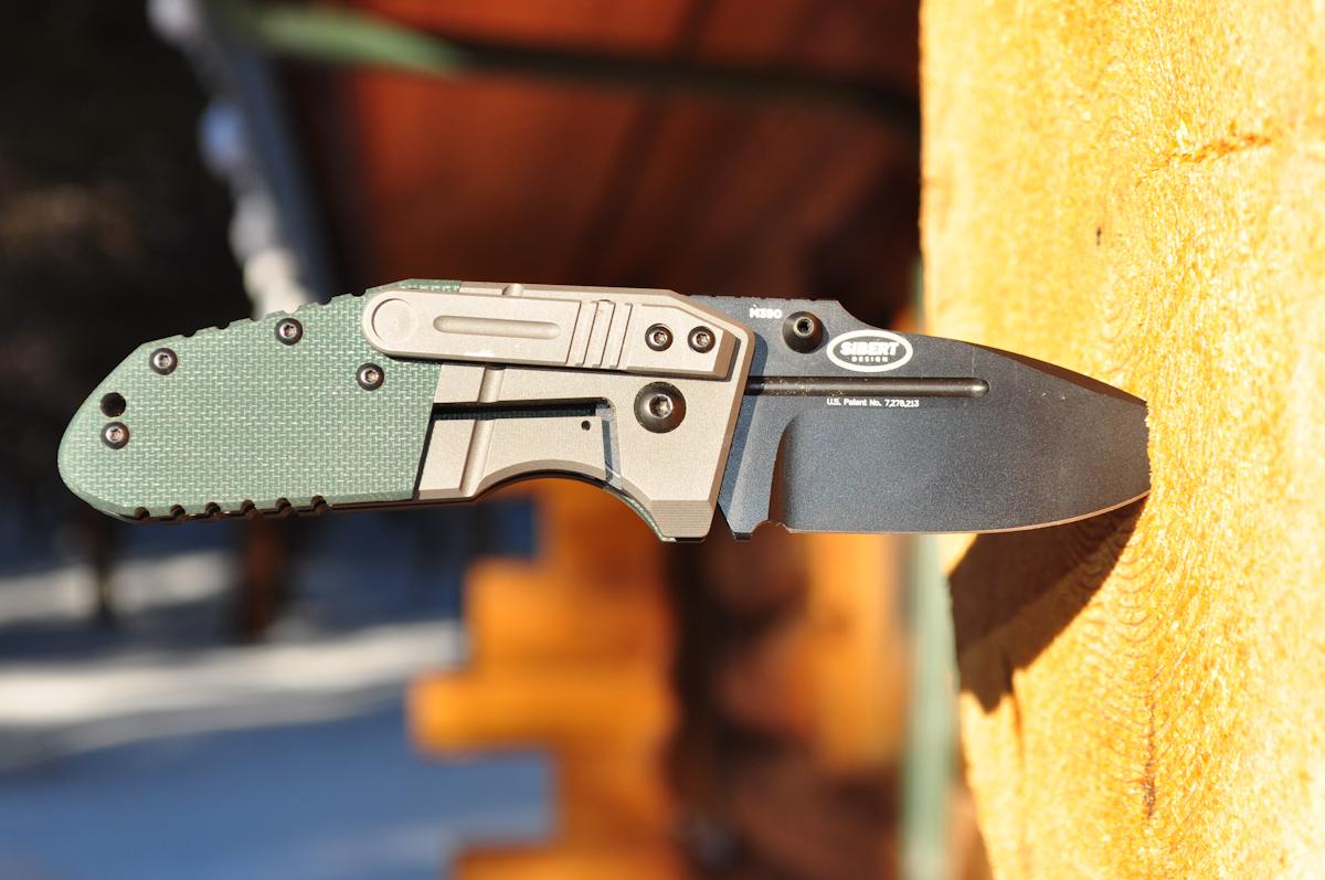Benchmade 755 MPR 11