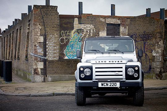 Land Rover Defender X-Tech Editions 1