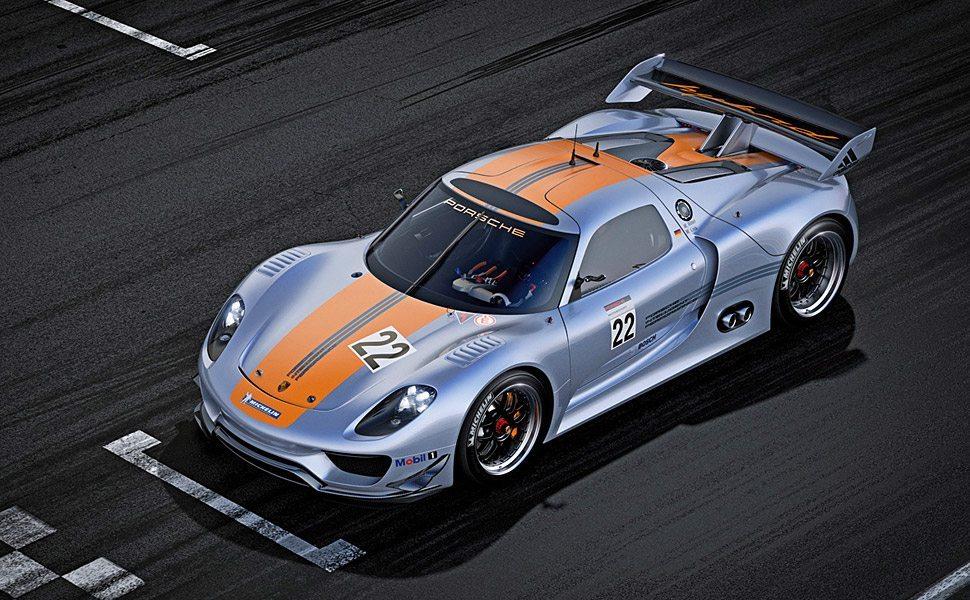Porsche 918 RSR 1