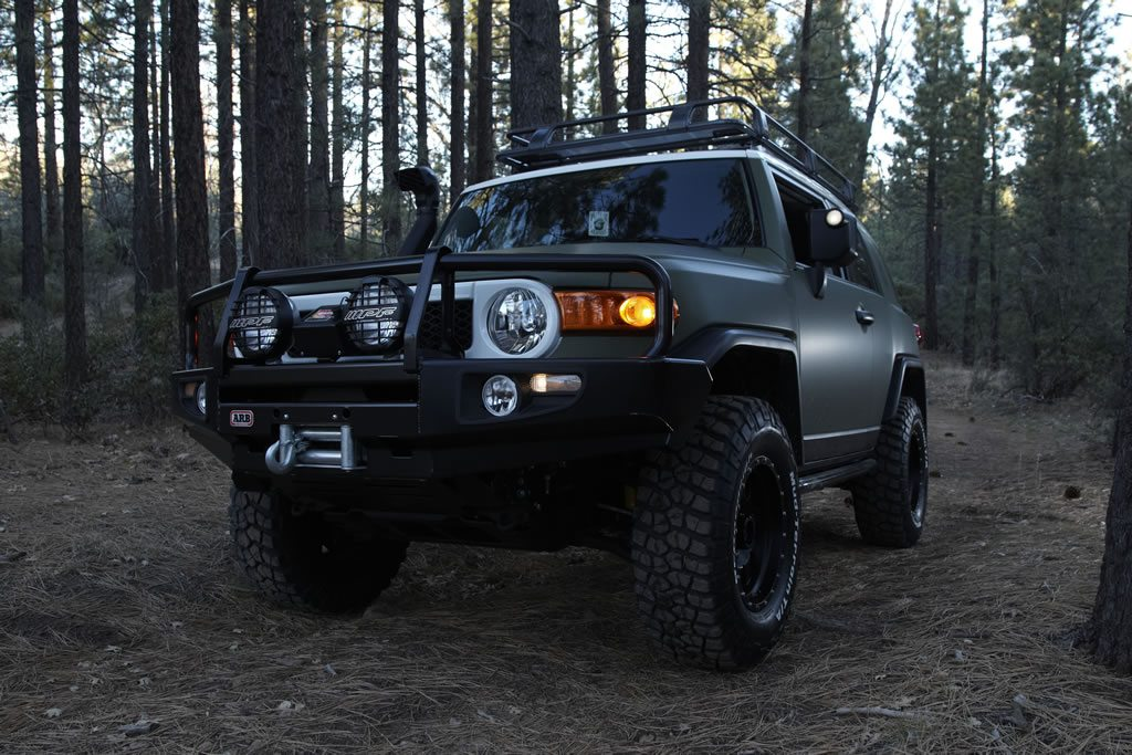 Xplore Adventure Series FJ Cruiser 2