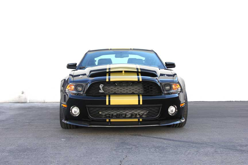 2012 50th Anniversary Shelby GT500 Super Snake 1